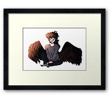avian keith -voltron- Framed Print
