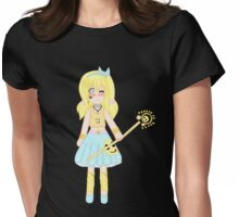Chibi Sabrina Smile  Womens Fitted T-Shirt
