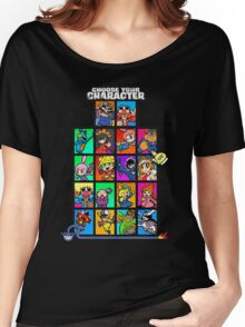 Warioware Mega Mix Women's Relaxed Fit T-Shirt