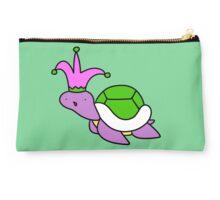 Jester Turtle Studio Pouch