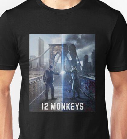 12 Monkeys TV Series Unisex T-Shirt
