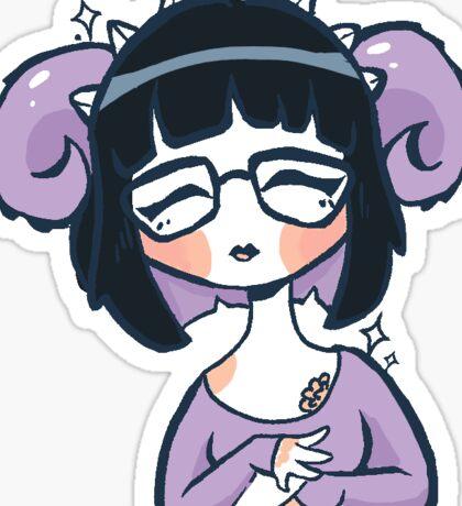Inky Demon #4 Sticker