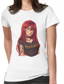 Katarina Womens Fitted T-Shirt