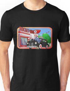 Rocket Bird Station (DAY) Unisex T-Shirt