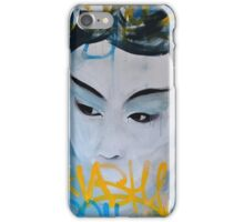 Urban Geisha iPhone Case/Skin