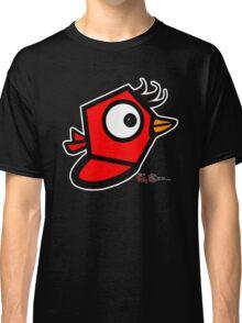 Red Bird From Save My Little Birdy (EG-000006) Classic T-Shirt