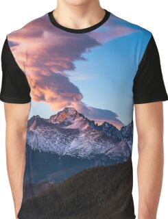 Fire on the Mountain Graphic T-Shirt
