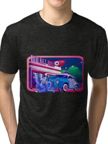 Mechanic Husky NIGHT Tri-blend T-Shirt