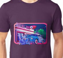 Mechanic Husky NIGHT Unisex T-Shirt