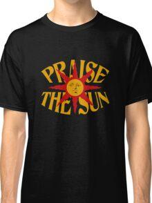 Praise The Sun (8) Classic T-Shirt