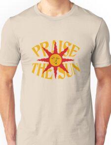 Praise The Sun (8) Unisex T-Shirt