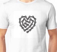 I Heart Biking Unisex T-Shirt