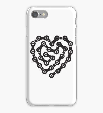 I Heart Biking iPhone Case/Skin
