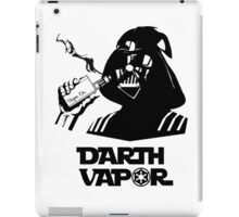 Darth vapor 2 iPad Case/Skin