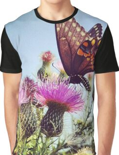 Baby Butterfly Graphic T-Shirt