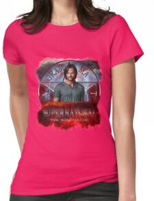 Supernatural Sam Winchester 2 Womens Fitted T-Shirt