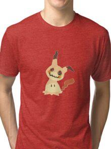Pastel mimikyu pattern! Tri-blend T-Shirt