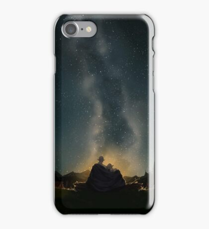 Moments of happiness iPhone Case/Skin