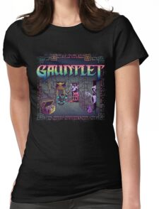 Let's Gaunt Womens Fitted T-Shirt