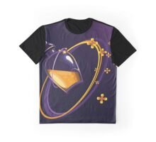 magic bottle on the purple background Graphic T-Shirt