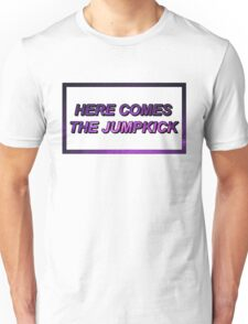 Game Grumps - Here Comes The Jumpkick Unisex T-Shirt