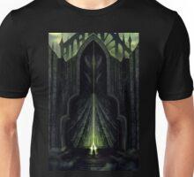 The Black City Gates Unisex T-Shirt