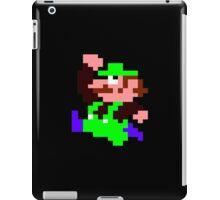 Luigi - Mario Bros. Arcade Game iPad Case/Skin