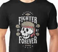 Fighter Forever Ryu 1987 Unisex T-Shirt