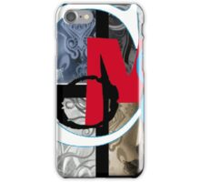 AT LAST (BLOCK 6: WORD 'COME') - MIX AND MATCH!!! iPhone Case/Skin