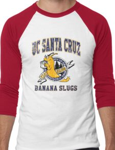 UC SANTA CRUZ Men's Baseball ¾ T-Shirt