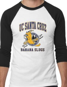 UC SANTA CRUZ Men's Baseball ¾ T-Shirt