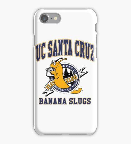 UC SANTA CRUZ iPhone Case/Skin