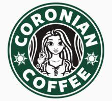 Coronian Coffee Kids Clothes