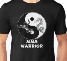 Tiger and dragon MMA warrior  Unisex T-Shirt