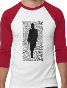 Everybody Knows Men's Baseball ¾ T-Shirt