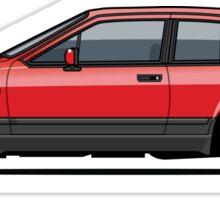 Alfa Romeo GTV6  Sticker