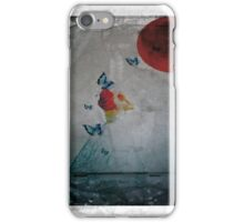 BROKEN WINGS (BLOCK 9: IMAGE OF FLIGHT) - MIX AND MATCH!!! iPhone Case/Skin