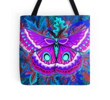 Moth Version 2 Tote Bag