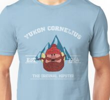 Christmas with Yukon Unisex T-Shirt