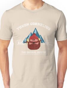 Christmas with Yukon Unisex T-Shirt