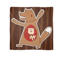 Lil' Red Riding Hood Scarf