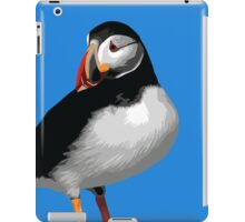 Puffin illustration iPad Case/Skin