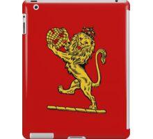Cunard Logo iPad Case/Skin