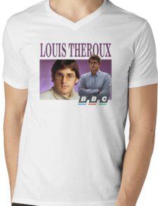 louis theroux Mens V-Neck T-Shirt