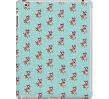 Winnie the Flower Bear Dog iPad Case/Skin