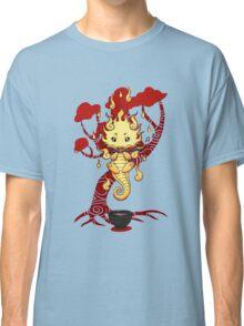 cute little dragon fire Classic T-Shirt
