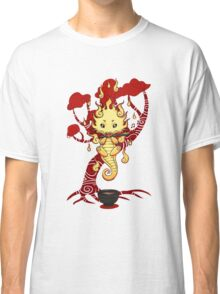 cute little dragon fire Classic T-Shirt