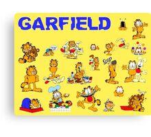 GARFIELD 3 Canvas Print