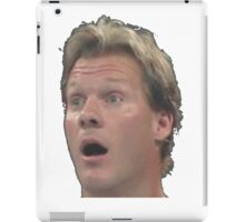 Chris Jericho is suprised iPad Case/Skin