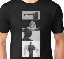 Yet each man kills the thing he loves Unisex T-Shirt